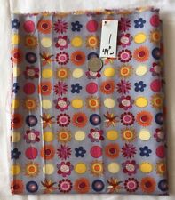 "100% Cotton Colorful Funky Floral Soft Sewing Quilting Fabric 1 Yard X 44"" Wide"