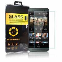 2 X HTC Un E8 Film Protection Écran 9H Verre Feuilleté Blindé de