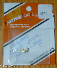 Precision Scale HO #3242 Fire Door Shield w/Guard -- BH
