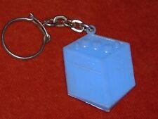 Porte-clé Keychain batterie accumulateur LTS STECO bleu clair