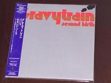 Gravy Train Second Birth JAPAN MINI LP CD SEALED BRAND NEW