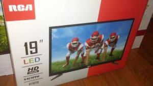 """RCA 19"""" LED TV 1080I"""