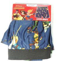 DC Comics Bombshells Mens Boxer Briefs Underwear Size S Waist 28-30 Super Heroes