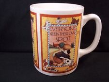 Mary Engelbreit coffee mug Everyone needs their own Spot 10 oz