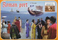 Linear-B 1/72 Scale Roman Port Plastic Figures Set Ancient Times NEW!