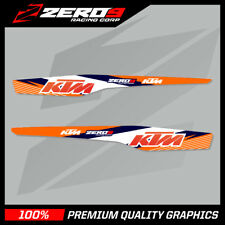 KTM SWING ARM DECAL MOTOCROSS GRAPHICS MX GRAPHICS SX 011 EXC 012-018
