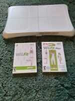 Nintendo Wii Fit Plus Balance Board Bundle