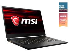 "( R ) MSI GS65 Stealth THIN-037 15.6"" FHD i7-8750H 16GB GTX1070 8G 512GB M.2 SSD"