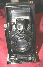 CERTORUF 1929 FOLDING BED CAMERA