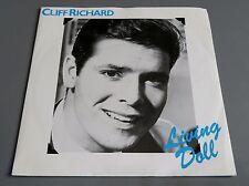 "Cliff Richard Living Doll Mint UK 7"" single"