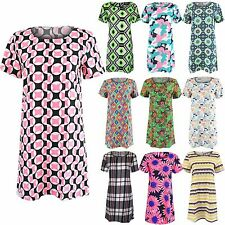 Knee Length Party Tunic Unbranded Dresses for Women