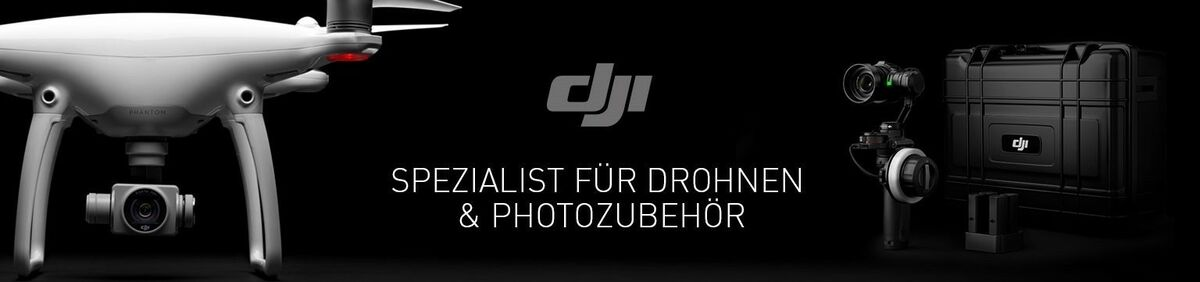 DJI Showroom Germany by droneparts