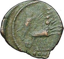 Constantine I the Great POSTHUMOUS Christian Deification Quadriga Horse i34560