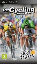 Pro Cycling Manager Season 2010 : Le Tour De France (Sony PSP), Good Sony PSP,So