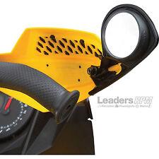 Ski-Doo New OEM Handlebar Hand Guard Wind Deflector Mirror Kit 860200080