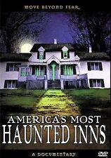 Americas Most Haunted Inns - Bucks County, Pennsylvania (DVD, 2004) NEW