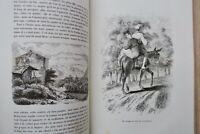 SUISSE TÖPFFER nouveaux voyages en Zigzag 1858