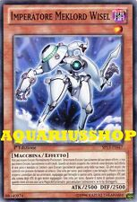 Yu-Gi-Oh! Imperatore Meklord Wisel SP13-IT047 Emperor Fortissimo Zexal Nuovo