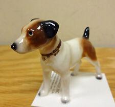 ➸ HAGEN RENAKER Dog Miniature Figurine Jack Russell Terrier