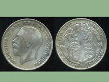 ROYAUME UNI  half crown   1922  argent  silver