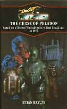 Rare blue spine: Doctor Who - The Curse of Peladon. NEW & MINT. Target books.