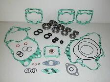 SKF C4 + C3 Motor Motorblock Reparatur Set Aprilia RS RX MX SX ETX Classic 125