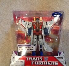 Transformers Hasbro Masterpiece Starscream Walmart G1 New Unopened