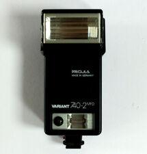 📸 Regula Variant 740-2 MFD • Blitz • Schwenk- & Drehreflektor • multi dedicated