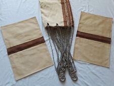 Hammock w 2 Matching Pillow Case Made in Guatemala 90X48