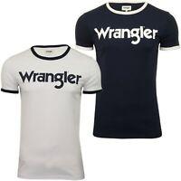 Wrangler 'Kabel Tee' Short Sleeved T-Shirt