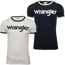 Wrangler 'Kabel Tee' Short Sleeved T-Shirt