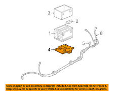 GM OEM-Battery Tray 15140321