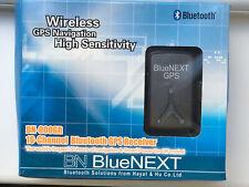 Fuly En Caja Sellada BLUENEXT BN-800GR 16 canales de I-Azul 717 Bluetooth Gps Receptor