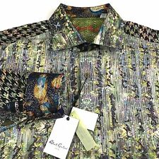 NWT Robert Graham Limited Edition Shirt ONLY ROCK N ROLL Sz XL #12 out of 774