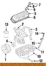 GM OEM Engine-Oil Fluid Dipstick 12574823