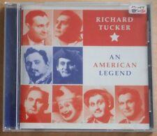 Richard Tucker - An American Legend (CD)