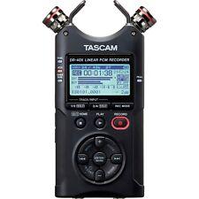 Tascam DR-40X Four Track Digital Audio Recorder & USB Audio Interface (C-STOCK)