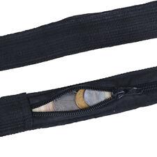 Travel Security Money Belt with Hidden Money Pocket - Cashsafe Anti-Theft Wallet