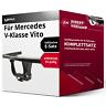 Für V-Klasse Vito Typ W639 Anhängerkupplung starr + E-Satz 13pol Set top neu