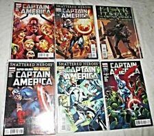 Captain America V.6 U-Pick One #6,7,7.1,8,9 or 10 (2012) Priced Per Comic