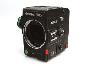 Rollei Rolleiflex 6008AF Gehäuse 6x6 1. aus der Bauserie mit der Nr. 000000001