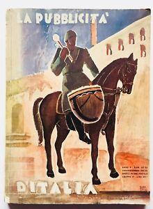 La pubblicità d'Italia Rivista 50 - 54 1941 fascismo propaganda Erberto Carboni