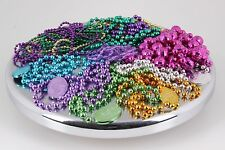 LOT OF VARIOUS FASHION MARDI GRAS BEADS NECKLACES COSTUME 0056B