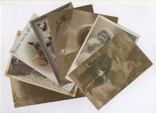 More details for world war i photographic french postcards x8 | pennies2pounds