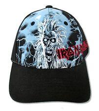 Iron Maiden Sanctuary Early Ed Black Baseball Ball Hat Cap New Official Merch