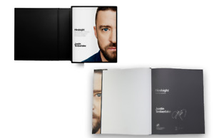 Autographed Justin Timberlake Hindsight Book Collectors Numbered Limited + COA