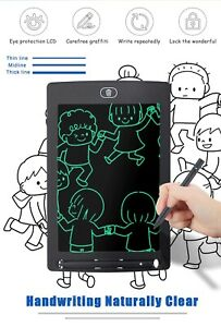 LCD Drawing Painting Writing Tablet Board for Children's Educational Toys Kids