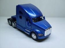 KENWORTH t700 bleu, Kintoy auto/camion Modèle, neuf, OVP