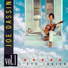 CD audio.../...JOE DASSIN.../...L'ETE INDIEN....