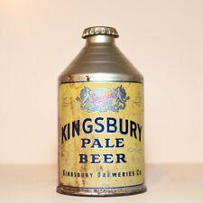 New listing Kingsbury Pale Beer Crowntainer - Irtp